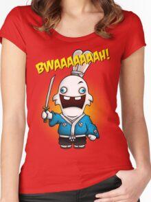 Usagi Yojimbo Rabbid Women's Fitted Scoop T-Shirt