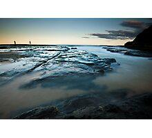 Winter's Flow Photographic Print