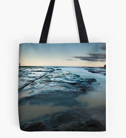 Winter's Flow Tote Bag