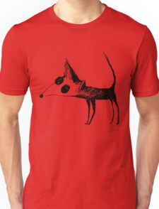 Cute Fox Graphic Unisex T-Shirt