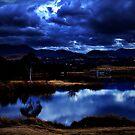 Blue Haven by Rinaldo Di Battista