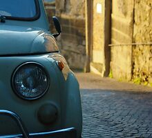 Fiat 500 by Rasevic