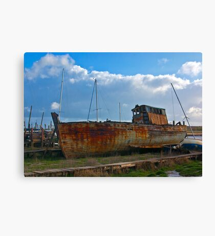 The Good Hope Canvas Print