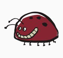 smiling ladybug Kids Clothes