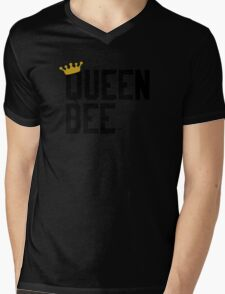 QUEEN. Mens V-Neck T-Shirt