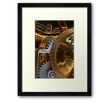 One Bright Shining Moment Framed Print
