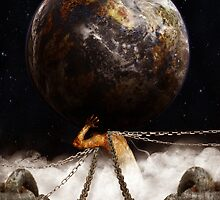 Atlas by Smudgers Art