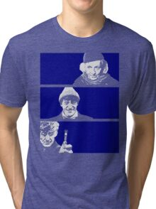 The Old Man, The Clown and The Dandy Tri-blend T-Shirt