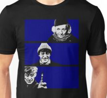 The Old Man, The Clown and The Dandy Unisex T-Shirt