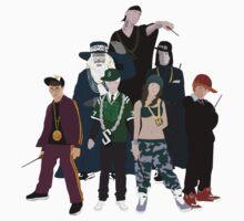 Thugwarts - The Crew (Harry Potter)