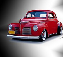 1940 Plymouth Coupe by DaveKoontz