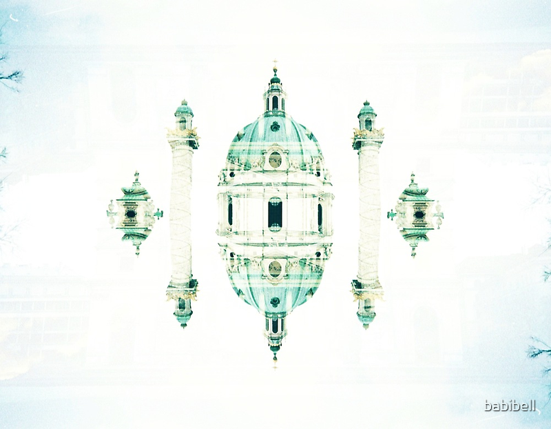 turn my world//vienna by Claire Elford