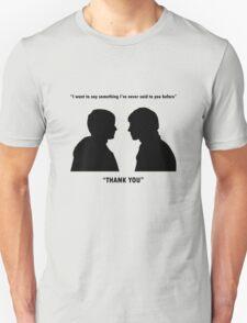 Merlin/Arthur Silhouette Unisex T-Shirt