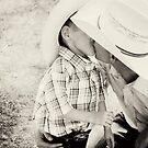 cowboy kisses by Kendal Dockery