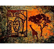 African Art # 2. Photographic Print