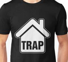 Trap House White Unisex T-Shirt