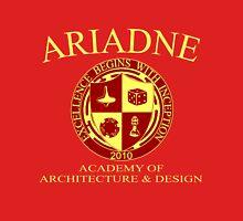 Ariadne Academy of Architecture and Design Unisex T-Shirt
