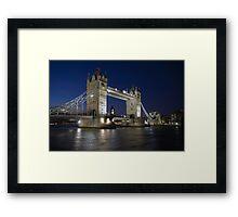 Tower bridge 2 Framed Print