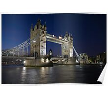 Tower bridge 2 Poster