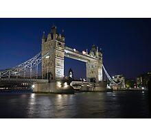 Tower bridge 2 Photographic Print