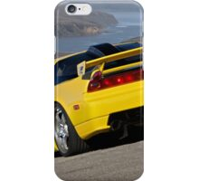 1992 Acura NSX 'Above the Bay' iPhone Case/Skin