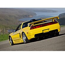 1992 Acura NSX 'Above the Bay' Photographic Print