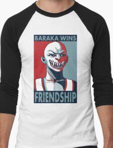 Friendship Men's Baseball ¾ T-Shirt