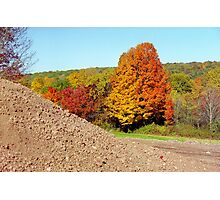 Rocky Autumn Photographic Print
