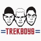 Trek Boys by christanski