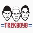 Trek Boys by christanski