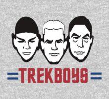 Trek Boys Kids Tee