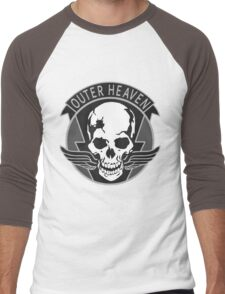 Outer Heaven Men's Baseball ¾ T-Shirt