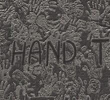 A hand to...1 by dominiquelandau