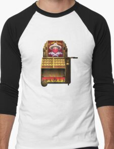 BioShock – El Ammo Bandito Vending Machine Men's Baseball ¾ T-Shirt