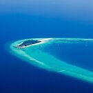 Per Aquum Huvafen Fushi Atoll, The Maldives by Bruno Beach