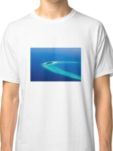 Per Aquum Huvafen Fushi Atoll, The Maldives Classic T-Shirt