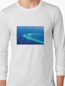 Per Aquum Huvafen Fushi Atoll, The Maldives Long Sleeve T-Shirt