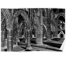 Tintern Arches Poster