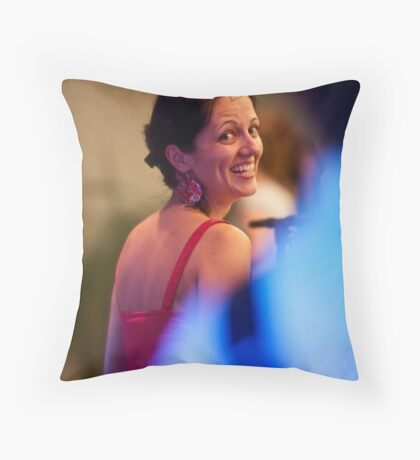 Love Red Wine - feelings . by Brown Sugar . Tribute to Canon Miracle Lens . Views (311) thank you friends ! Throw Pillow