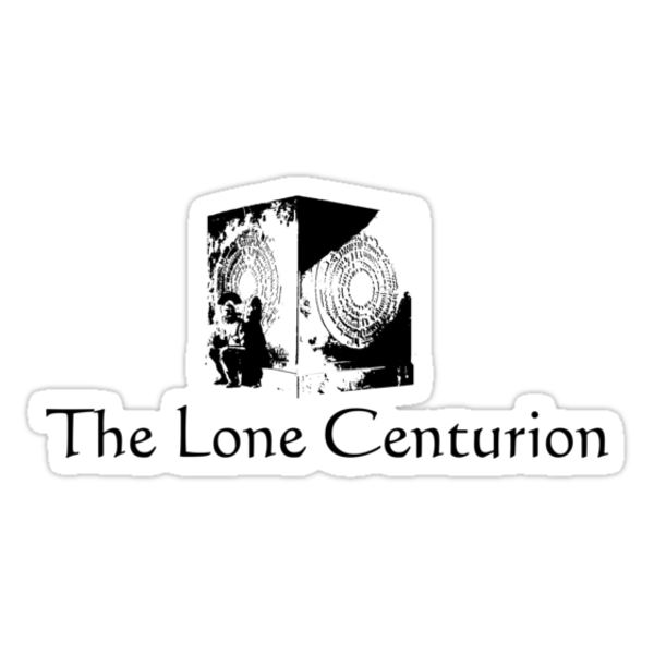 The Lone Centurion by h0rrid