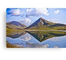 Skye Reflections Canvas Print