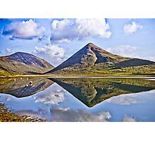 Skye Reflections Photographic Print