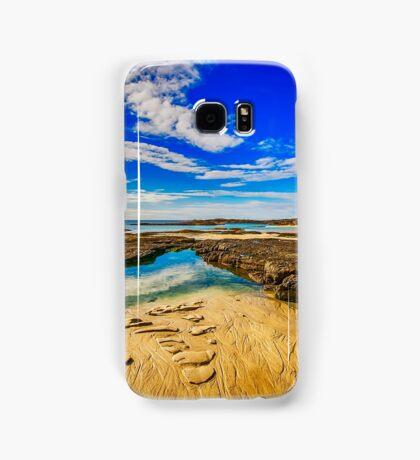 Sanna Bay 3 Ardnamurchan Peninsula Samsung Galaxy Case/Skin