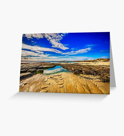 Sanna Bay 3 Ardnamurchan Peninsula Greeting Card