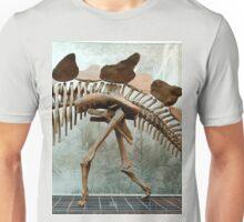 Pretty Stegosaurus Unisex T-Shirt