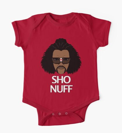 The Sho Nuff! One Piece - Short Sleeve