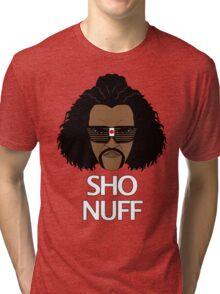 The Sho Nuff! Tri-blend T-Shirt