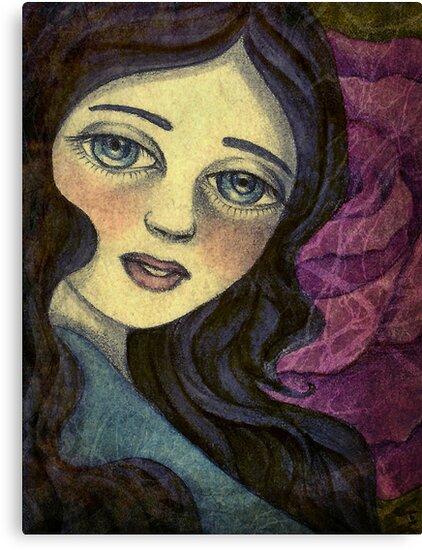 Rose in Dreams by Amalia K