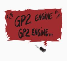 GP2 ENGINE ! Kids Clothes