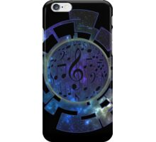 Music Planet iPhone Case/Skin